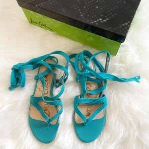 Sam Edelman Davina Ankle-Strap Gladiator Sandals